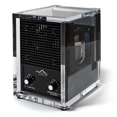 High Performance HEPA / O3 / UV / OZONE Air Purifier