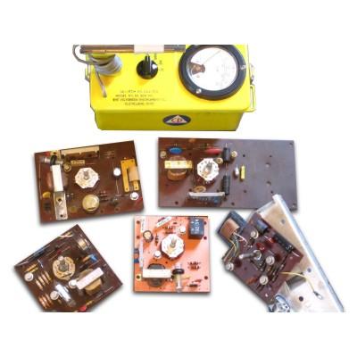 Rebuild & Calibration Service - Lionel 6B - We rebuild YOUR meter for you!