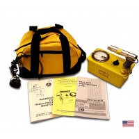Restored & Calibrated EMP Proof Victoreen CDV-700 Model 6A Radiation Detector Kit