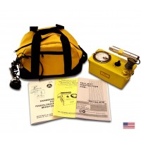Restored & Calibrated EMP Proof Victoreen CDV-700 Model 6 Radiation Detector Kit