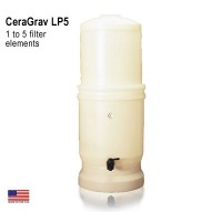 CeraGrav™ LPS  Gravity / Emergency / Outdoor Water Filter