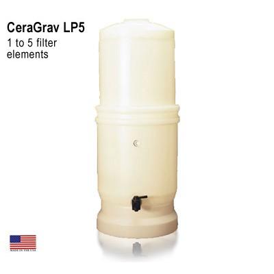CeraGrav™ LPS  Gravity / Emergency / Outdoor Water Filter