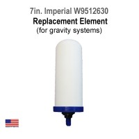 CeraMetix™ 7in. Imperial Gravity Filter Element