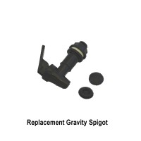 Replacement Spigot (Plastic LP Gravity Filters)
