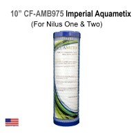 AquaMetix™ 10in. Imperial Nilus One & Two Filter Element