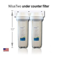 NILUSTWO™ Below Counter CeraMetix™ Water Filter